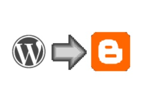 wordpress2blogger